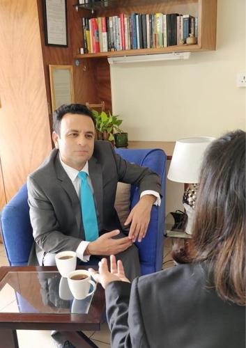Kshitij sharma Executive coach